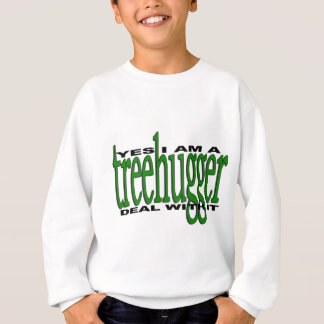 Treehugger Pride T-shirts