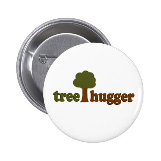 Treehugger (Tree) Pins