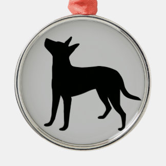Treeing Feist Ornament