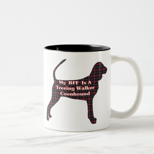 Treeing Walker Coonhound BFF Mug