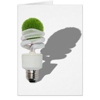 TreeLightResource062270Shadows Greeting Card