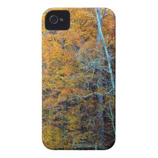 TREELINE IN AUTUMN iPhone 4 COVER