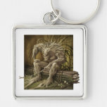 Treeman Keychain