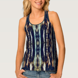 Treemo Gear Beauty From Ashes Racerback Tank Top