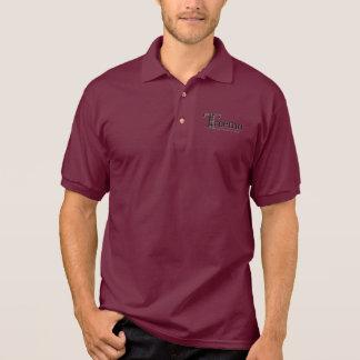 Treemo Gear Camo Logo Polo Shirt