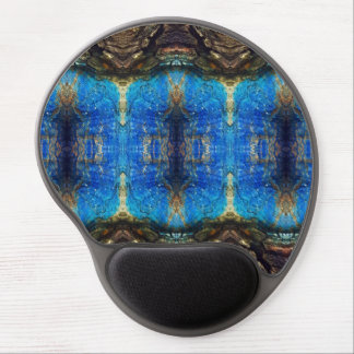 Treemo Gear Colourful Nature Pattern Gel Mouse Pad
