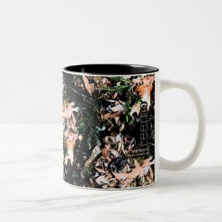 Treemo Gear Leaves & Cones Camo Coffee Mug