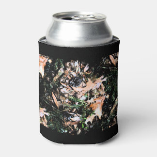 Treemo Gear Leaves & Cones Camouflage Can Cooler