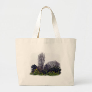 Trees and Plants _trees and plants Jumbo Tote Bag