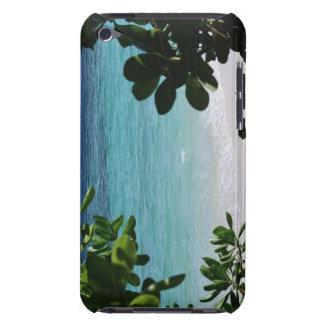 Trees and the sea iPod touch case