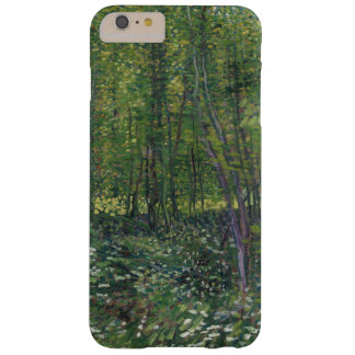 Trees and Undergrowth by Vincent Van Gogh Barely There iPhone 6 Plus Case