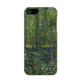 Trees and Undergrowth by Vincent Van Gogh Incipio Feather® Shine iPhone 5 Case