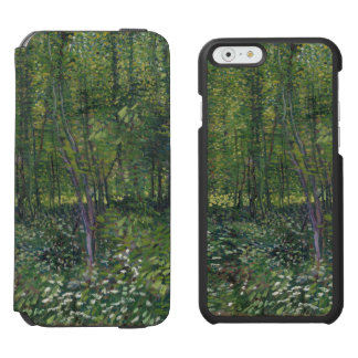Trees and Undergrowth by Vincent Van Gogh Incipio Watson™ iPhone 6 Wallet Case