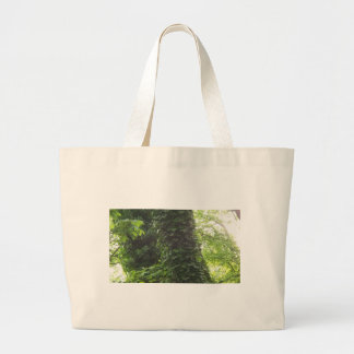 Trees and vines tote bag