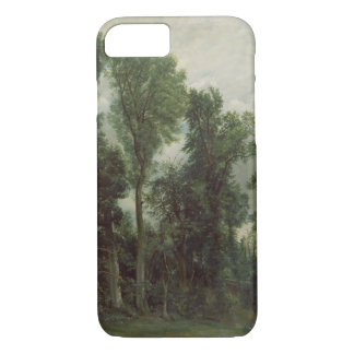 Trees at Hampstead iPhone 8/7 Case