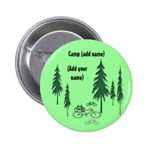 trees, bicycles, (Add yourname), Camp (add name) Badges