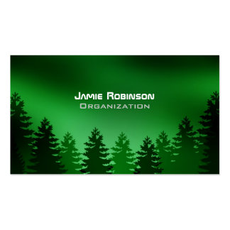 Trees Business Cards