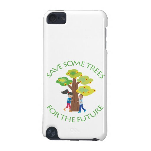 Trees for the Future iPod Touch (5th Generation) Case