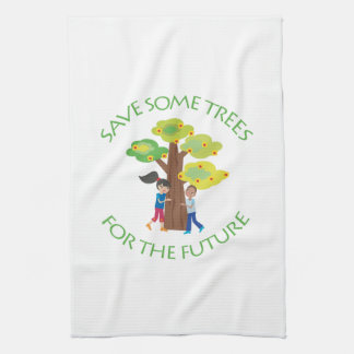 Trees for the Future Hand Towel