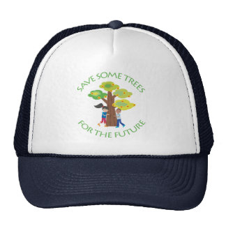 Trees for the Future Mesh Hat