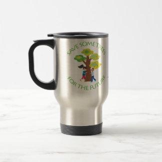 Trees for the Future Coffee Mugs