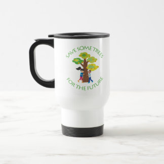 Trees for the Future Coffee Mug