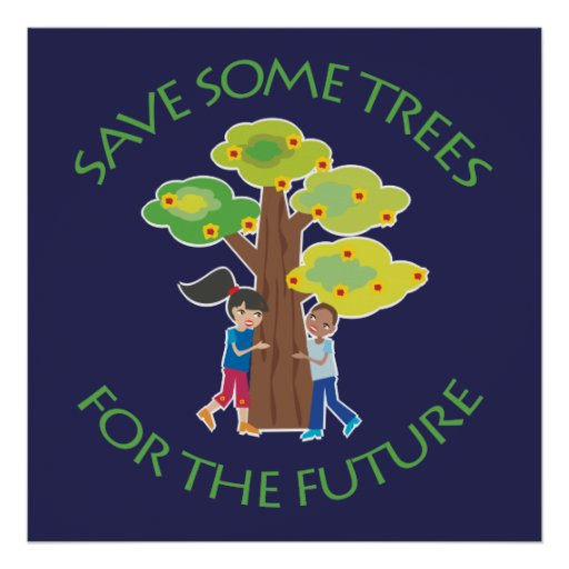 Trees for the Future Posters