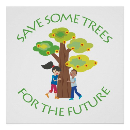 Trees for the Future Print