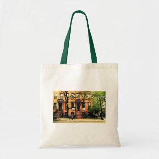 Trees Grow in Brooklyn Tote Bag