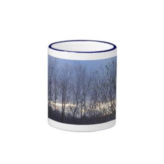 Trees in Winter Coffee Mug