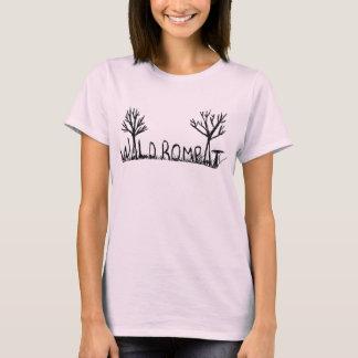 Trees Ladies T-Shirt