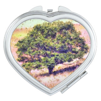TREES MAKEUP MIRRORS