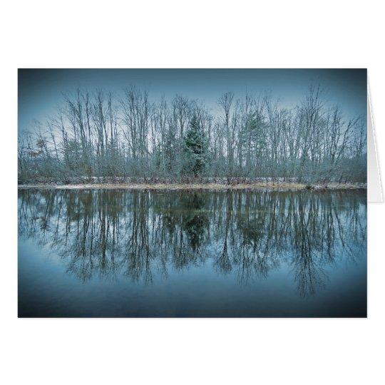 Trees of the Season Card
