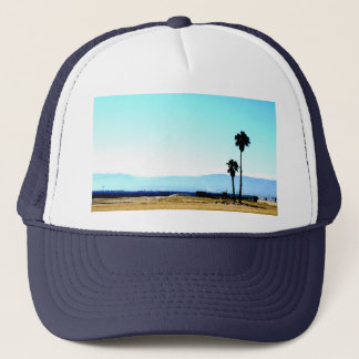 Trees on the beach - Hat