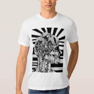 Trees on the mind tee shirts