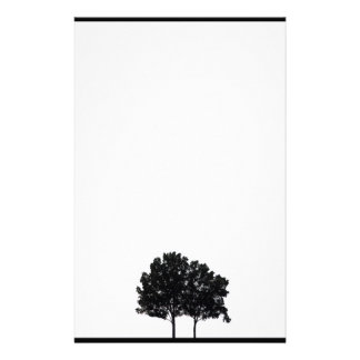 Trees Personalized Stationery