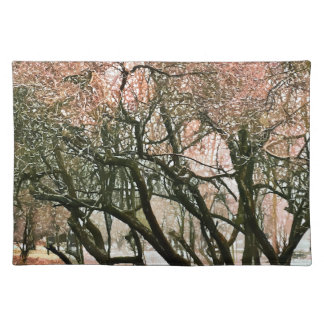 TREES PLACEMAT