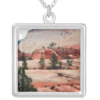 Trees Within Sand Dunes Custom Jewelry