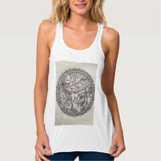 TREESCAPE vest Tank Top
