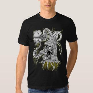 treeskull tee shirts