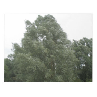 Treetops Notepad