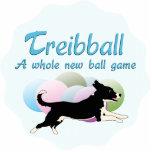 Treibball Acrylic Cut Out