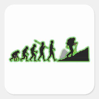 Trekking Stickers