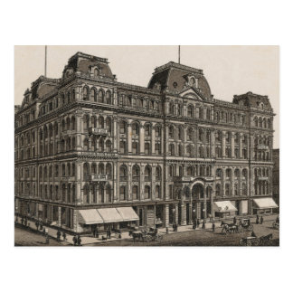 Tremont House, Chicago (C. 1880) Postcard