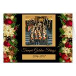 Tremper Golden Strings Holiday  Kenosha Wisconsin Greeting Card