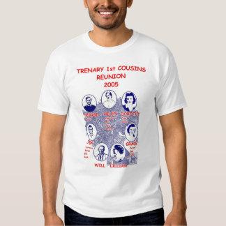 Trenary 1st Cousins Reunion 2005 Direct Descendant Shirt