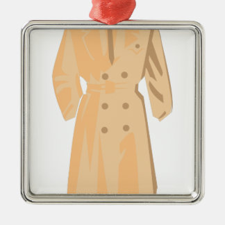 Trench Coat Christmas Ornament