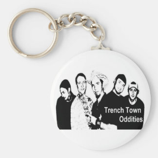 Trench Town Oddities 4 Keychain