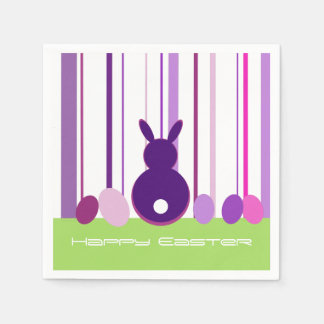 Trend Color Easter Decor Disposable Napkin
