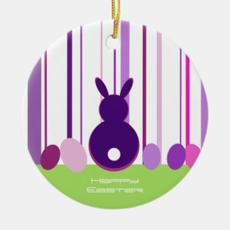 Trend Color Easter Design Christmas Ornament